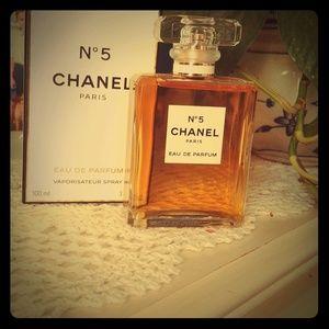 Chanel No.5 Eau De Partum